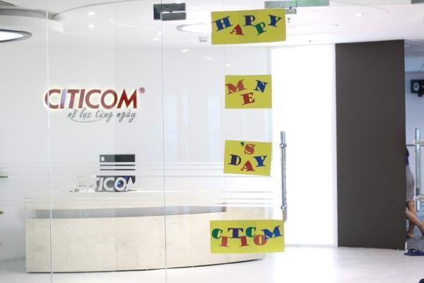 Ứng dụng phần mềm quản lý tài liệu tại công ty thương mại Citicom