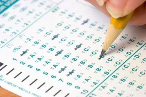 Giải pháp chấm thi trắc nghiệm trên web