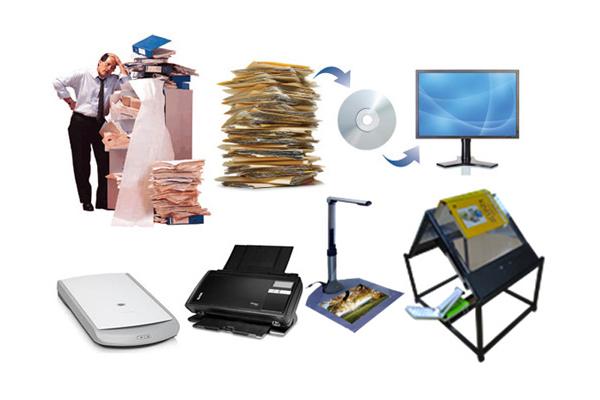 Mua máy scan số hóa tài liệu