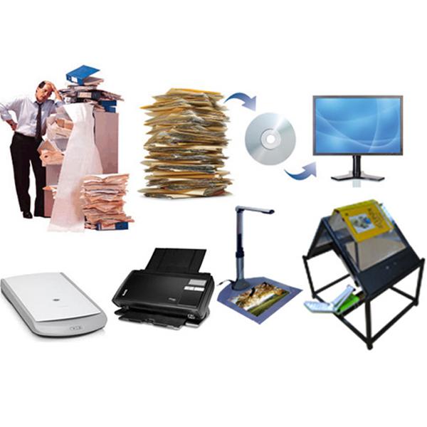 """Kinh nghiệm """"bỏ túi"""" khi mua máy scan số hóa tài liệu"""